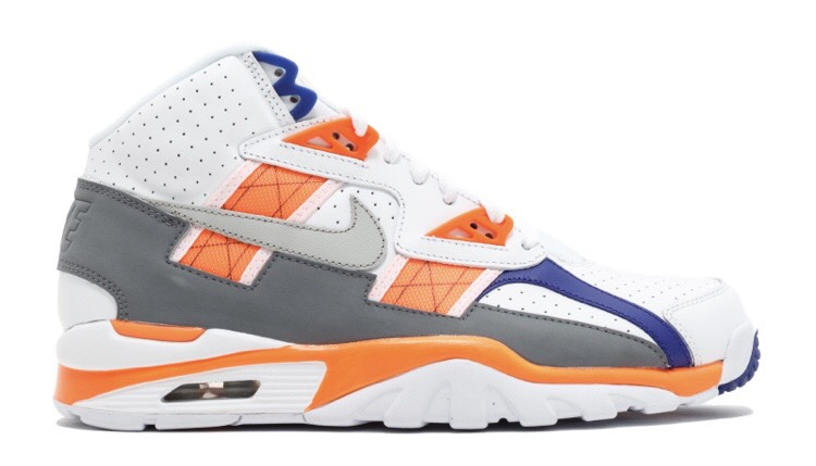 timeless design 5eced 4a3a1 Whether Bo was playing baseball or football during the off season, the Nike  Air Trainer is an all- purpose sneaker suitable for grass or turf.