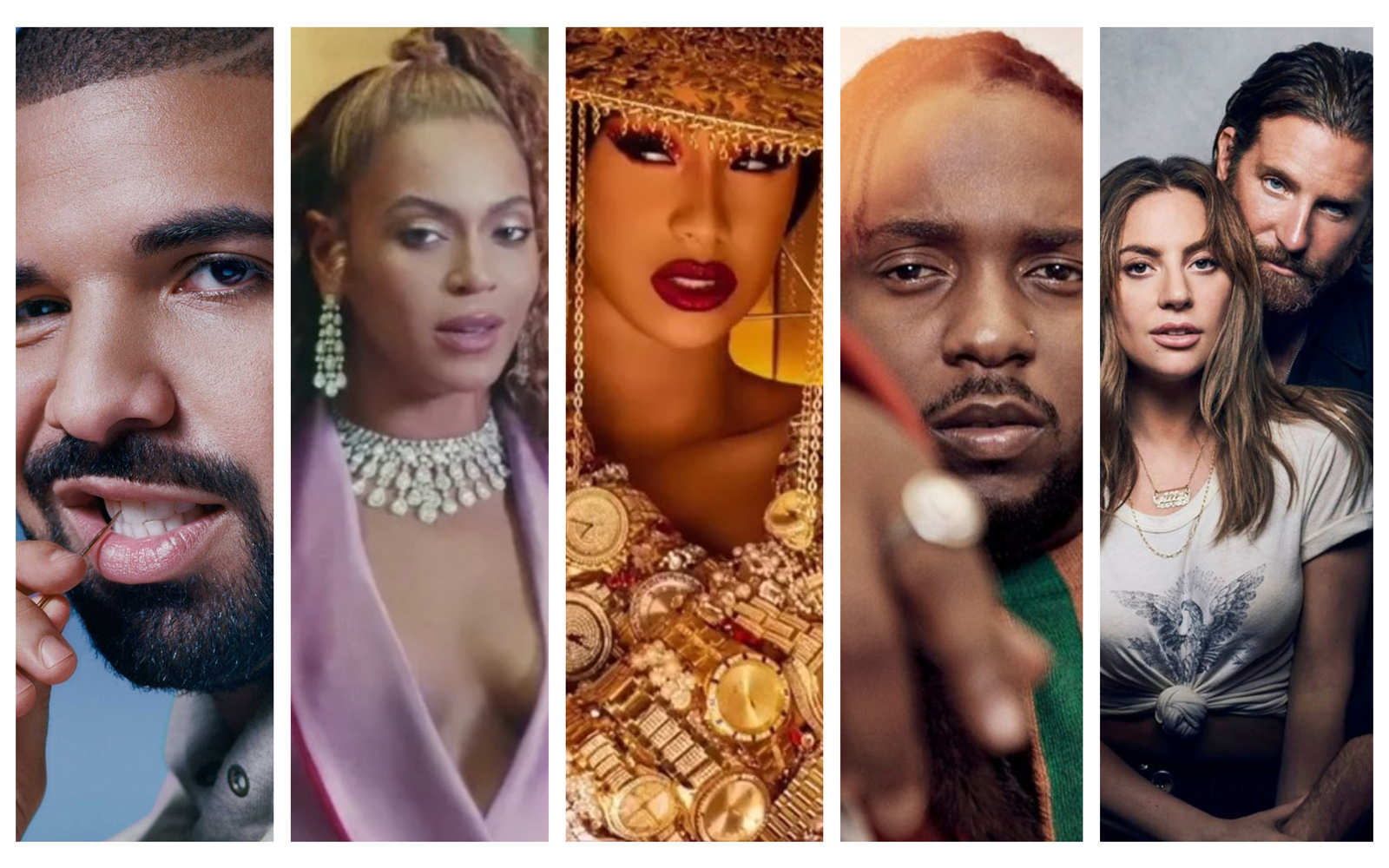 THE 2019 GRAMMY NOMINATIONS ARE IN!