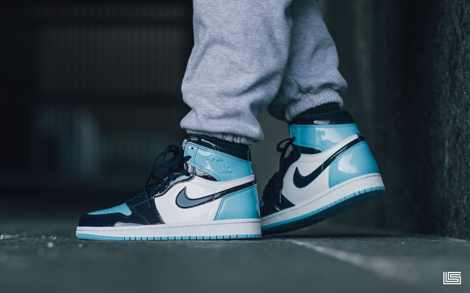 Set To Drop Women S Air Jordan 1 High Og Blue Chill The Lifestyle