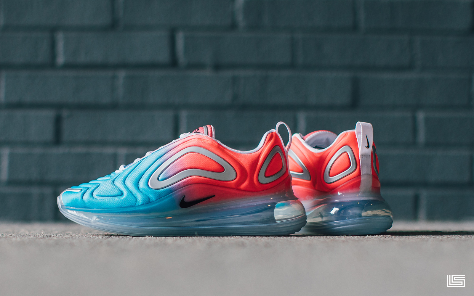 uk availability 748d9 11c44 A Sea of The Nike Air Max 720 | The Lifestyle