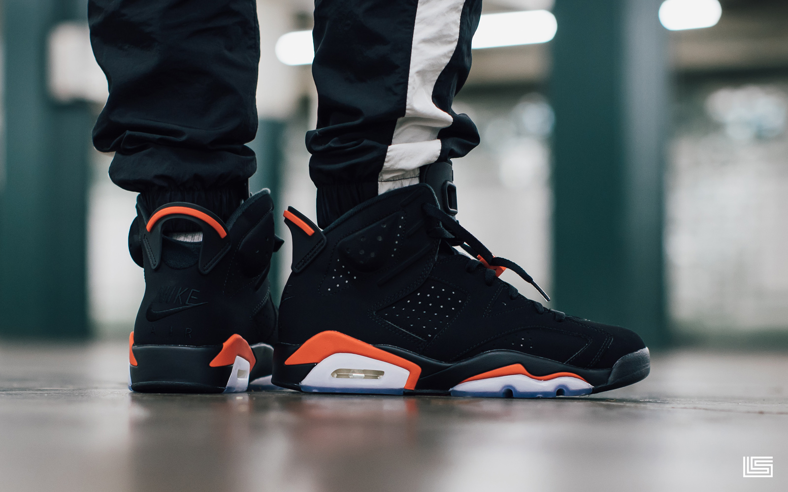 "buy online 005e6 4bc0a Set To Drop: Air Jordan 6 ""Infrared"" 