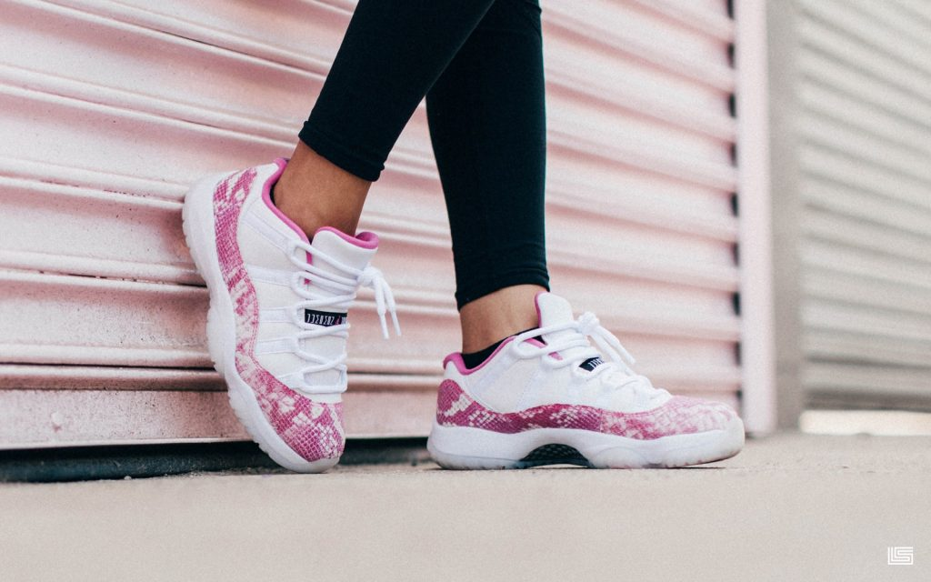 99b62dc3249 The Women's Air Jordan Retro 11 Low launches Saturday, May 7th at 10AM.  Click here to shop.