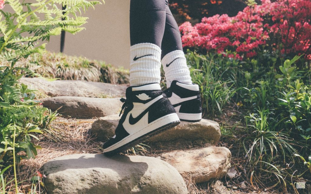 """3894aab5fea9 The Air Jordan Retro 1 """"Twist"""" is available in Women s Friday"""