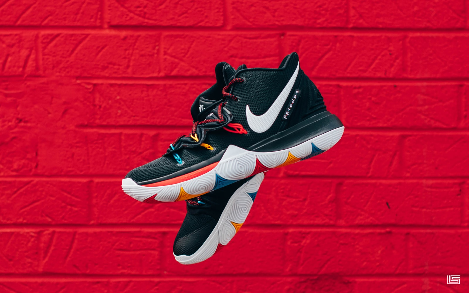 online store 39955 17646 Set To Drop  Nike Kyrie 5  Friends    The Lifestyle