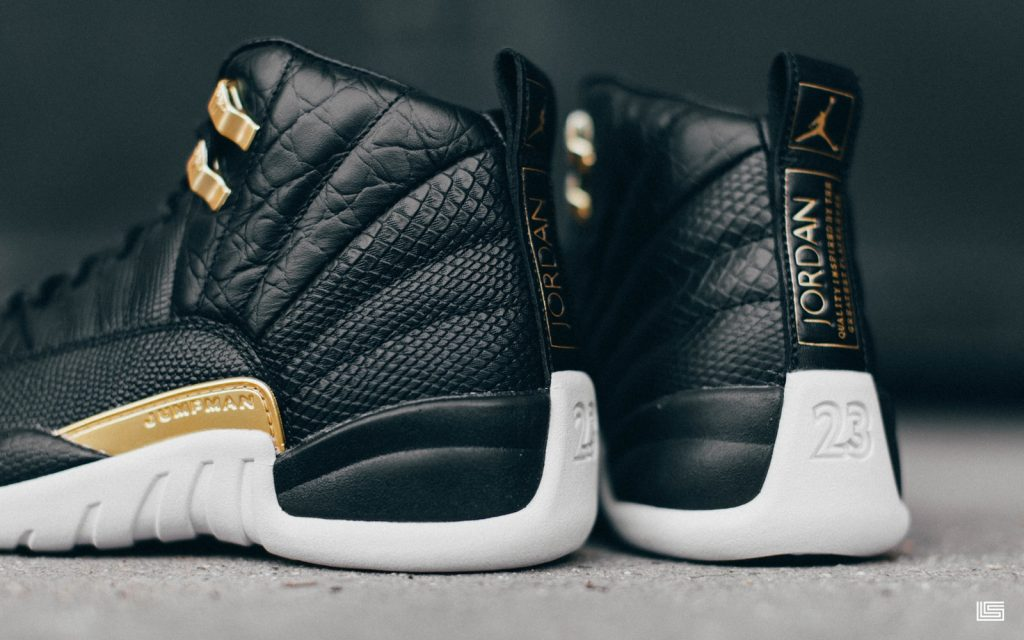 """d03e09bc2ced2b The Women s Air Jordan Retro 12 """"Midnight Black"""" drops Friday 05 17 2019  in-store and online HERE."""