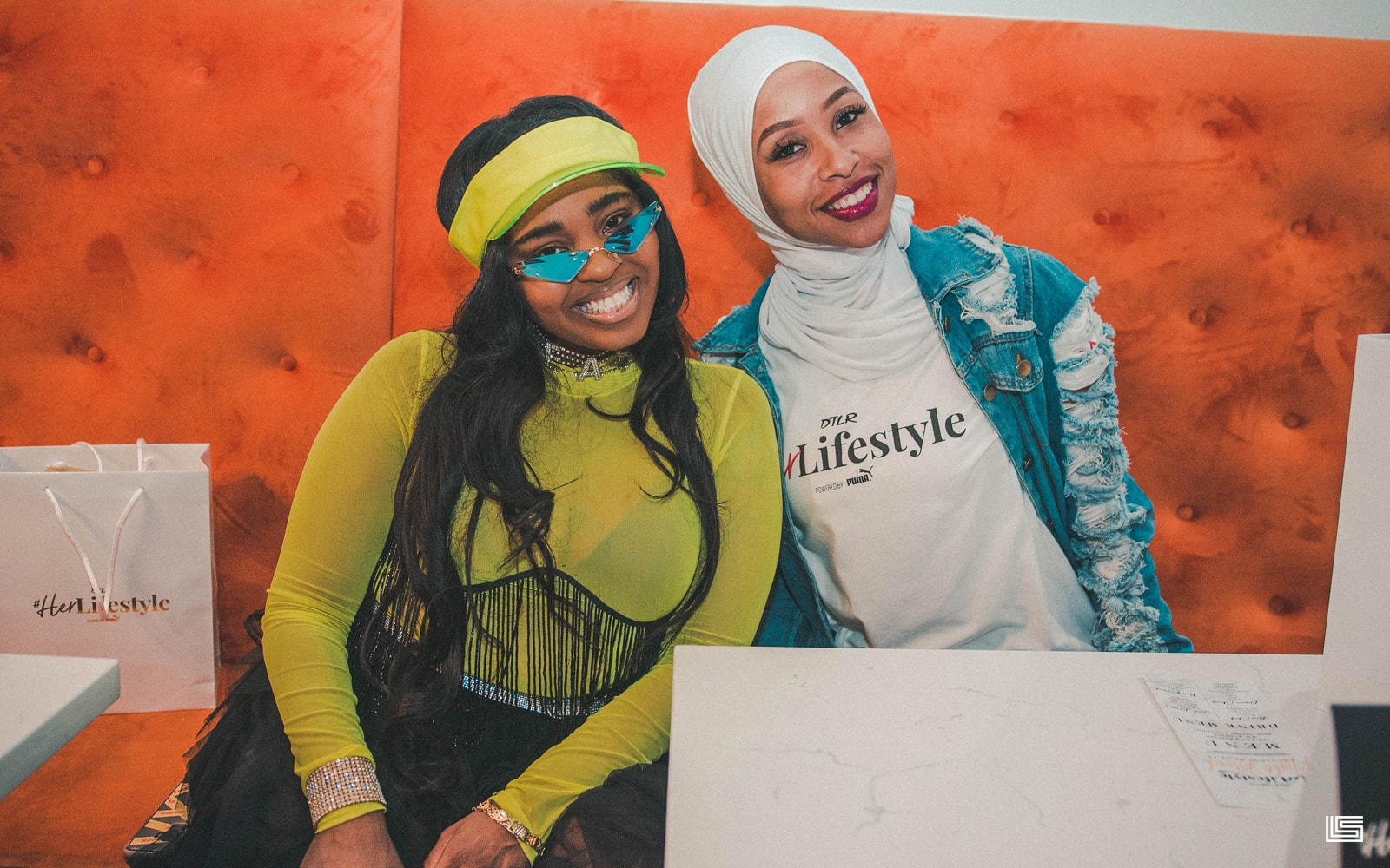 DTLR #HERLIFESTYLE EVENT POWERED BY PUMA LAUNCHES IN PHILLY