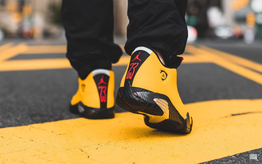 new style 8f9fd ea25d Set To Drop: Air Jordan Retro 14 'Reverse Ferrari' | The ...
