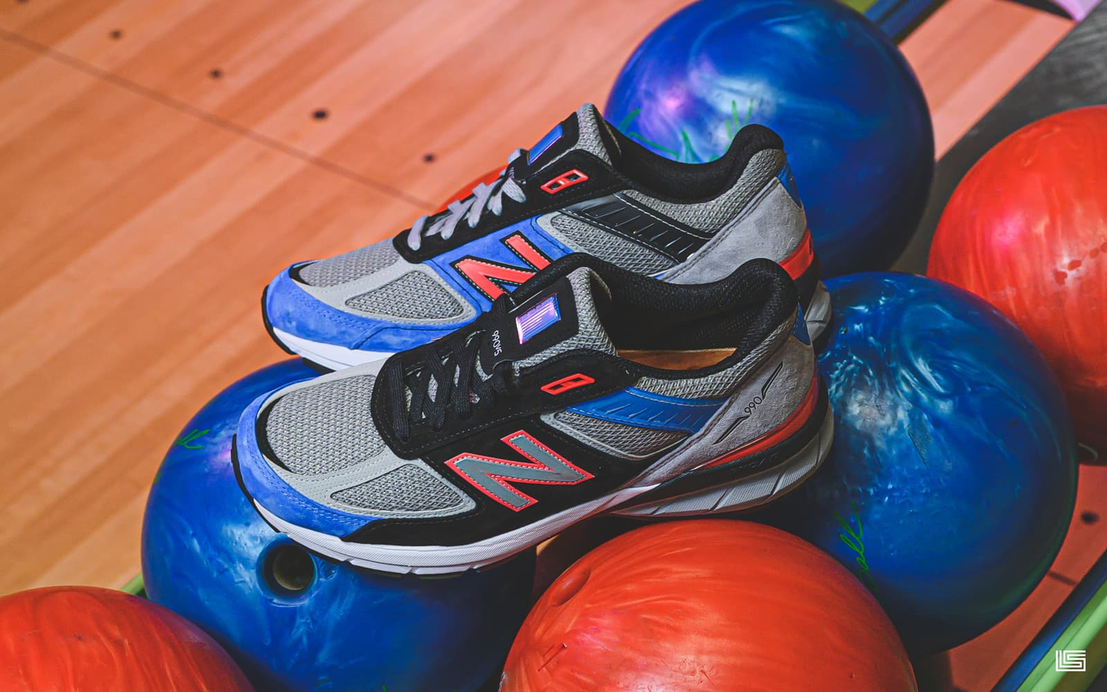 great discount sale discount for sale half off Introducing DTLR VILLA's Exclusive New Balance 990V5 'Fast ...