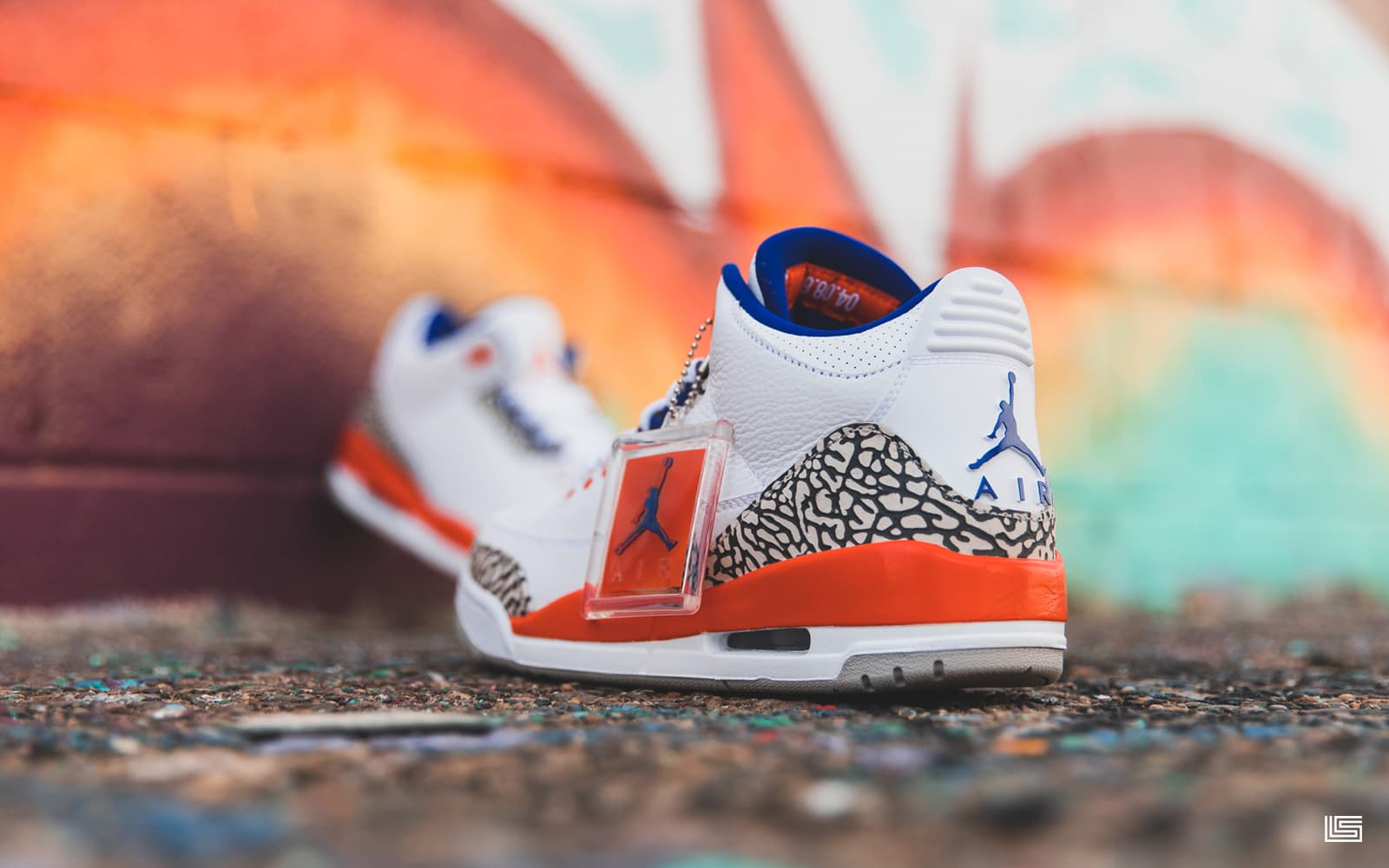 SET TO DROP: AIR JORDAN RETRO 3 'KNICKS'